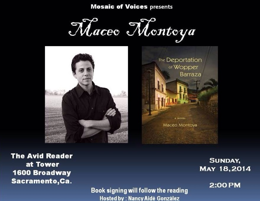 Maceo Montoya Mosaic of Voices