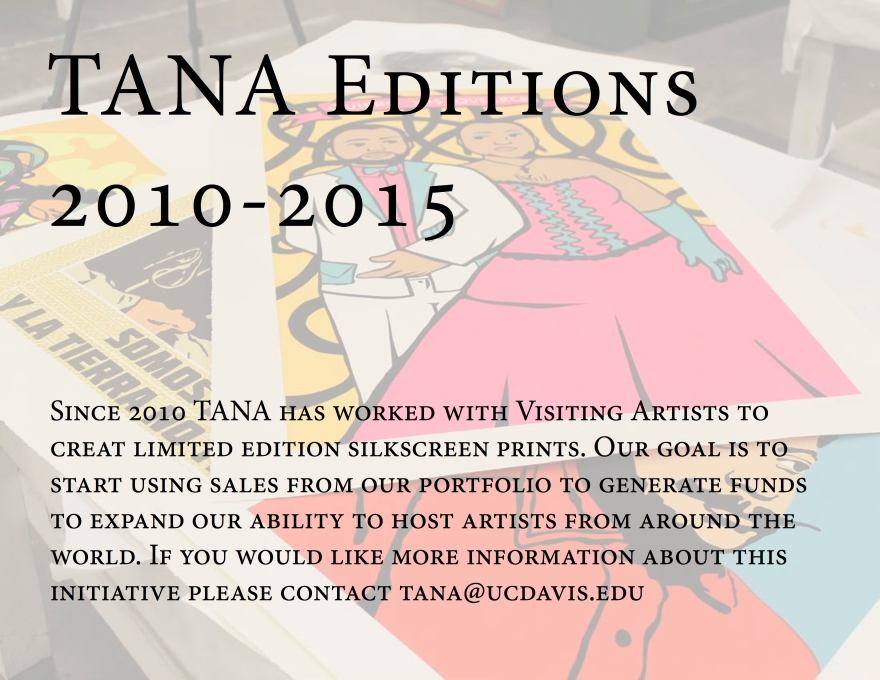 TANA Editions Intro copy